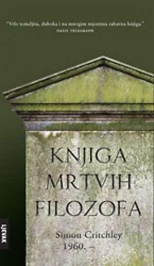 Simon critchley Knjiga Mrtvih Filozofa meki uvez