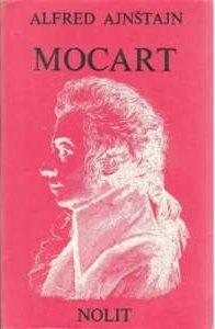 Mocart - Alfred ajnštajn