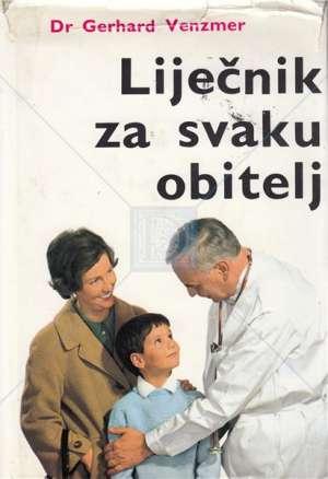 Liječnik za svaku obitelj Gerhard Venzmer tvrdi uvez