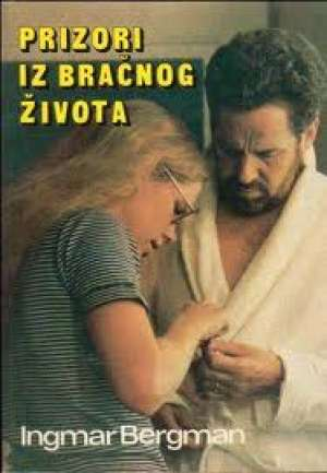 Prizori iz bračnog života Ingmar Bergman tvrdi uvez