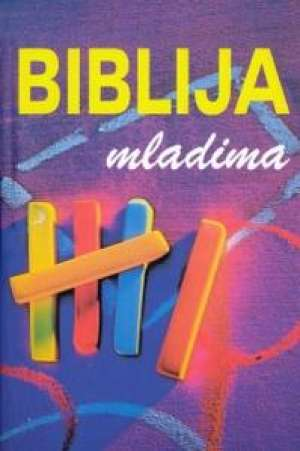 Stella Tamhina/priredila - Biblija mladima*
