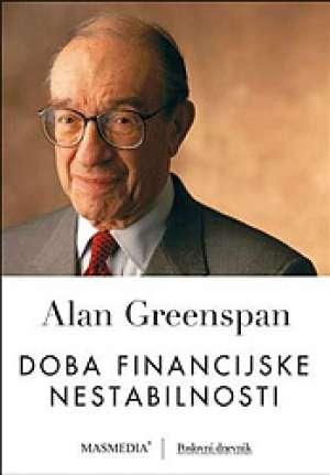Doba financijske nestabilnosti Alan Greeenspan tvrdi uvez