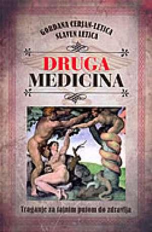 Druga medicina Gordana Cerjan -letica Slaven Letica meki uvez