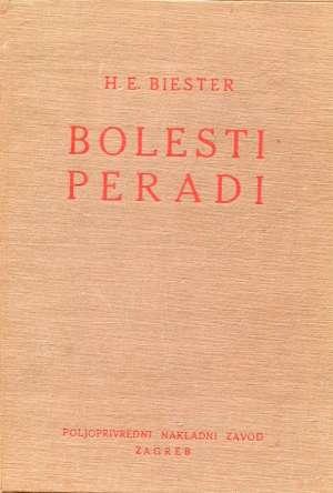 H. E. Biester I Sur. - Bolesti peradi