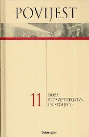 Povijest 11 - Doba prosvjetiteljstva (18. stoljeće) Enrico Cravetto / Urednik tvrdi uvez