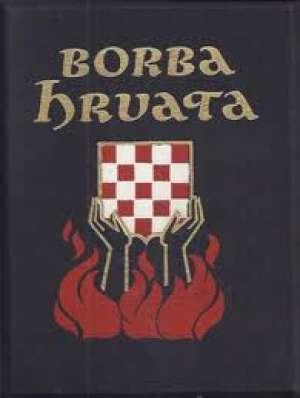 Borba Hrvata Mirko Glojnarić tvrdi uvez
