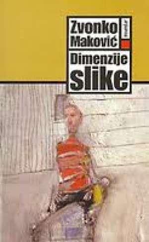 Dimenzije slike Zvonko Maković meki uvez