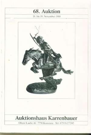 68. auktion - auktionshaus karrenbauer G.a meki uvez