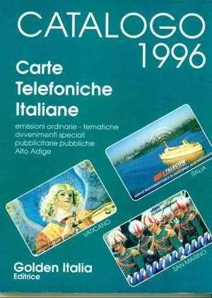 G.a - Carte telefoniche Italiane - Catalogo 1996