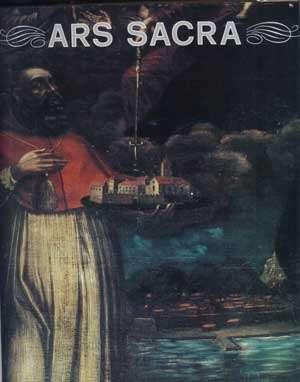Ars sacra sakralno slikarstvo XVI i XVII. stoljeća u rijeci i regiji Nina Kudiš tvrdi uvez