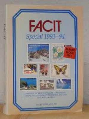 G.a - Facit special 1993