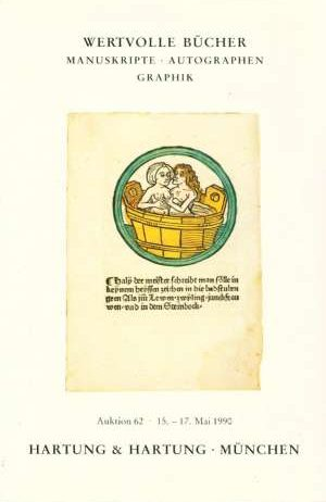 G.a - Wertvolle bucher manuskripte autographen graphik