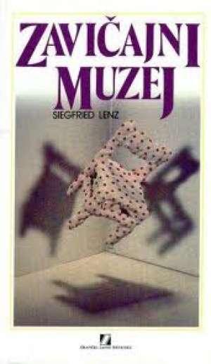 Zavičajni muzej Lenz Siegfrield tvrdi uvez