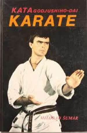 Karate kata godjushiho dai Milorad šumar meki uvez