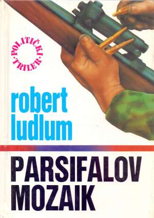 Parsifalov mozaik Ludlum Robert tvrdi uvez