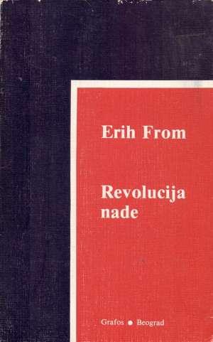 Revolucija nade Erich Fromm meki uvez