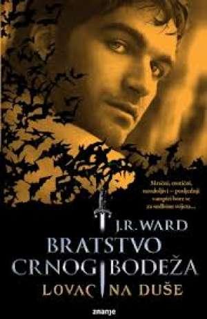 Bratstvo crnog bodeža 7 - Lovac na duše Ward J. R. meki uvez