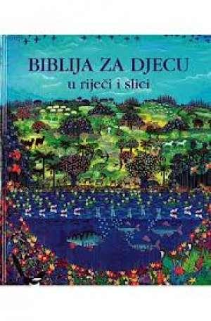 Damir Lipovšek /odgovara - Biblija za djecu u riječi i slici