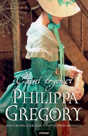 Časni trgovci Gregory Philippa meki uvez