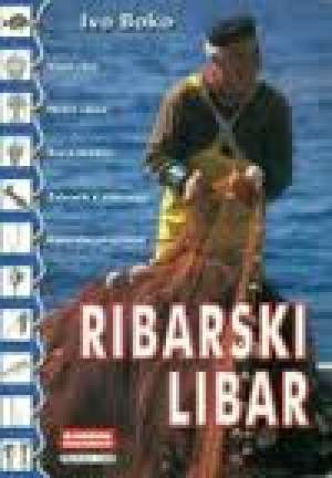 Ribarski libar Ivo Boko meki uvez