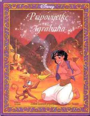 G.a. -pripovijetke Iz Agrabaha - Sedam Izvornih Pripovijedaka Aladdina I Jasmin tvrdi uvez