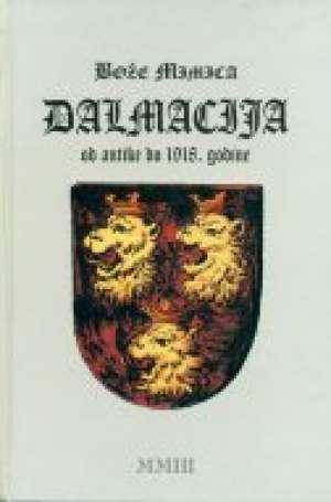 Bože Mimica - Dalmacija od antike do 1918. godine (na par mjesta pocrtavano korektorom)
