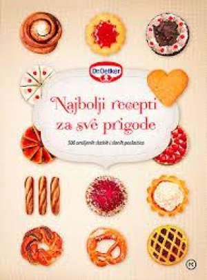 Najbolji recepti za sve prigode Dr. Oetker - 500 omiljenih slatkih i slanih poslastica Zoran Maljković tvrdi uvez