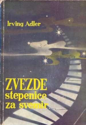 Zvezde - stepenice za svemir Irving Adler meki uvez