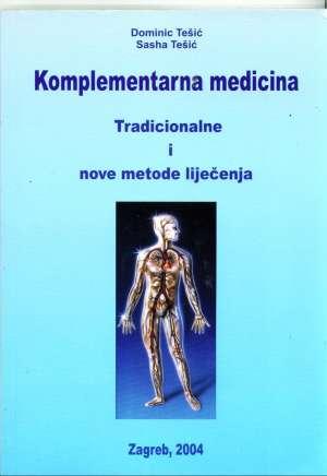 Komplementarna medicina Dominic Tešić, Sasha Tešić meki uvez
