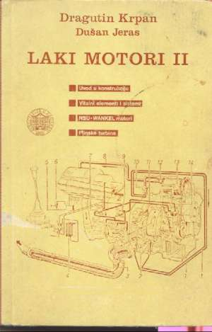 Dragutin Krpan Dušan Jeras - Laki motori II dio