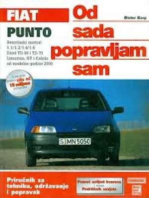 Dieter Korp - Fiat punto - od sad popraljam sam