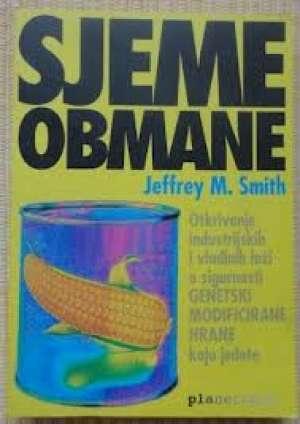 Sjeme obmane Jeffrey M. Smith meki uvez