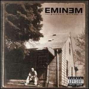 The marshall mathers lp Eminem D uvez