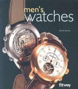 Men´s watches Herve Borne meki uvez