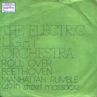 Roll Over Beethoven / Manhattan Rumble (49th Street Massacre) Electric Light Orchestra D uvez