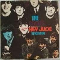 Hey Jude / Revolution Beatles D uvez