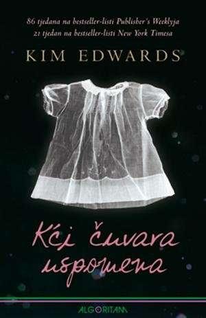 Kći čuvara uspomena Edwards Kim meki uvez