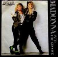 Into The Groove / Shoo-Bee-Doo Madonna D uvez