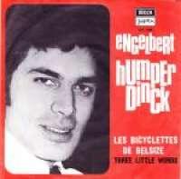 Les Bicyclettes De Belsize / Three Little Words Engelbert Humperdinck D uvez