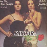 Yes Sir, I Can Boogie / Cara Mia Baccara D uvez