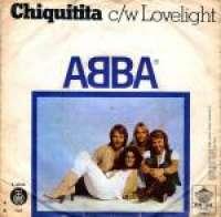 Chiquitita / Lovelight ABBA D uvez