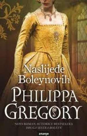 Naslijeđe Boleynovih Gregory Philippa meki uvez
