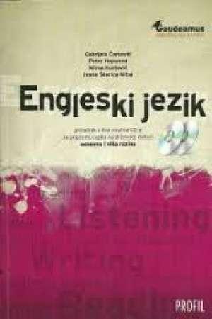 Engleski jezik - priručnik s dva zvučna CD-a za pripremu ispita na državnoj maturi, osnovna i viša razina Čorković, Hopwood, Kurtović, Škarica-Mital meki uvez