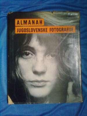Almanah jugoslovenske fotografije Gatalica Predrag (predg.) tvrdi uvez