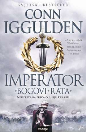 Imperator - bogovi rata Iggulden Conn meki uvez
