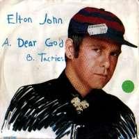 Dear God / Tactics Elton John D uvez