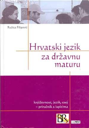 Ružica Filipović - Hrvatski jezik za državnu maturu