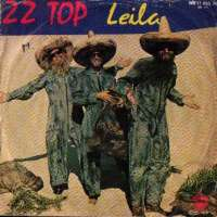 Leila / Don't Tease Me ZZ Top D uvez