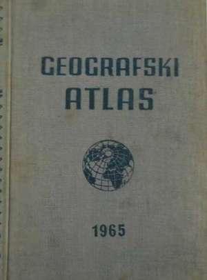 Geografski atlas i statističko geografski pregled svijeta G.a. tvrdi uvez