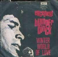 Winter World Of Love / Take My Heart Engelbert Humperdinck D uvez
